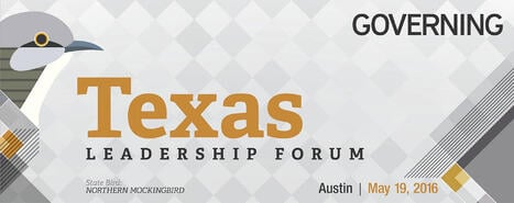 Qmatic at Governing Texas Leadership forum